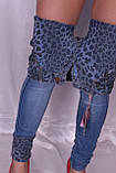 Двухсторонние женские джинсы, фото 5