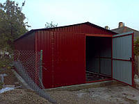 Изготовление металлических дверей и ворот, емкости, контейнера