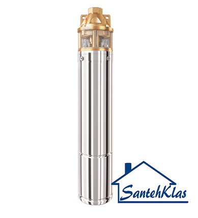 Скважинный насос TEKK HAUS 4SKM 100 (1.5 кВт), фото 2