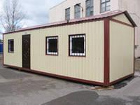 Модульные здания, металлические бытовки, блок-контейнера, блок - модули изготовление,