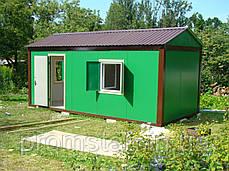 Модульные здания, металлические бытовки, блок-контейнера, блок - модули изготовление,, фото 2
