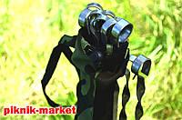 Шампура из нержавеющей стали металл 2 мм. длина 500 мм.