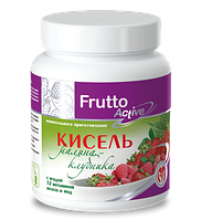 """КИСЕЛЬ """"МАЛИНА-КЛУБНИКА"""" (300 грамм) 12 витаминов+железо+йод. Моментального приготовления."""