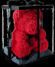 Уникальные мишки из 3D роз