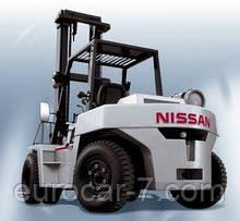 Запчастини для навантажувачів NISSAN
