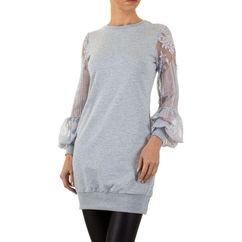 Женское платье от Emma&Ashley, размер S - grey - KL-WJ-7593-серый S