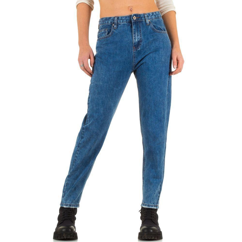 083f0f82e71 Женские джинсы мом с высокой талией бренда Laulia (Германия)