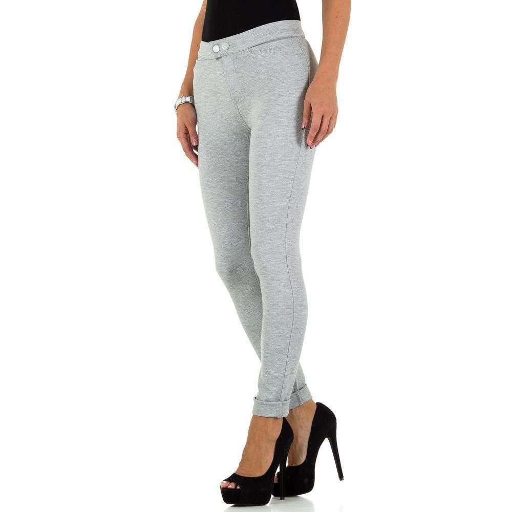 Женские брюки от Daysie Jeans - lightgrey - KL-DT073-C-lightgrey