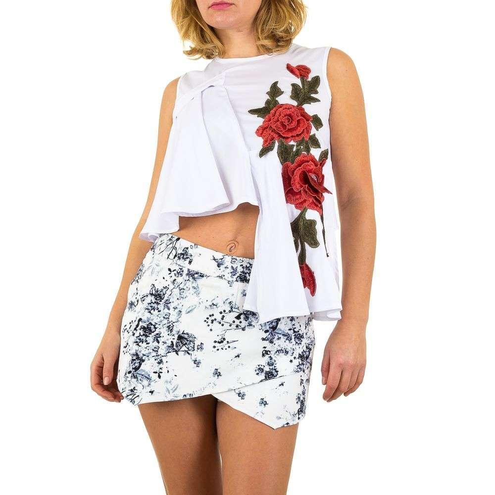 Женская блузка от Angela Baby white - KL-GB01-белый