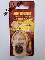 Ароматизатор воздуха гель Areon Fresco Lemon, фото 1