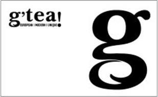 G'tea
