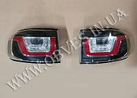 Задние фонари Toyota FJ Cruiser (стиль Range Rover)