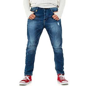 Мужские джинсы Y. Two Jeans, размер 28 - blue - KL-H-S821-синий 28