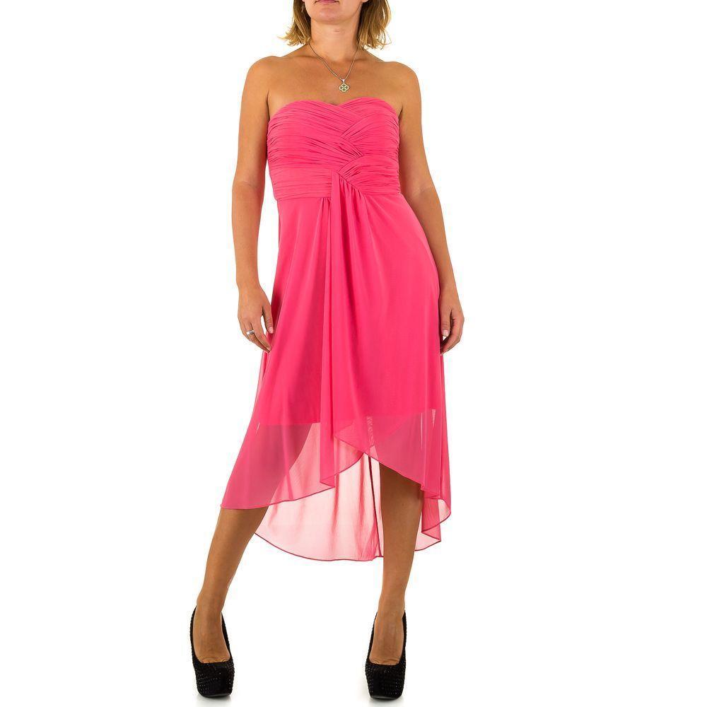 Женское платье от Vera Mont, размер 32 - розовый - Мкл-VM4640-1-32 розовый