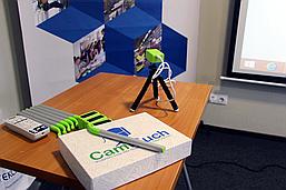 Интерактивный сенсорный модуль CamTouch SS-2 (два стилуса, для обычного проектора)