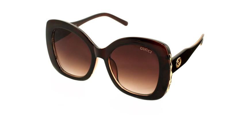 Молодіжні брендові окуляри від сонця 2019 Gucci