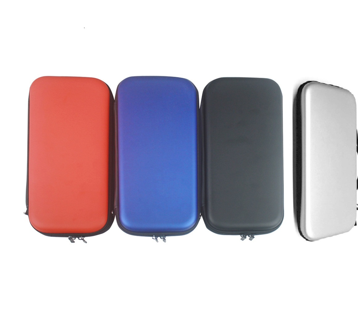 Защитный компактный чехол-кейс на молнии для Nintendo Switch ( 4 цвета) / Стекло есть в наличии!