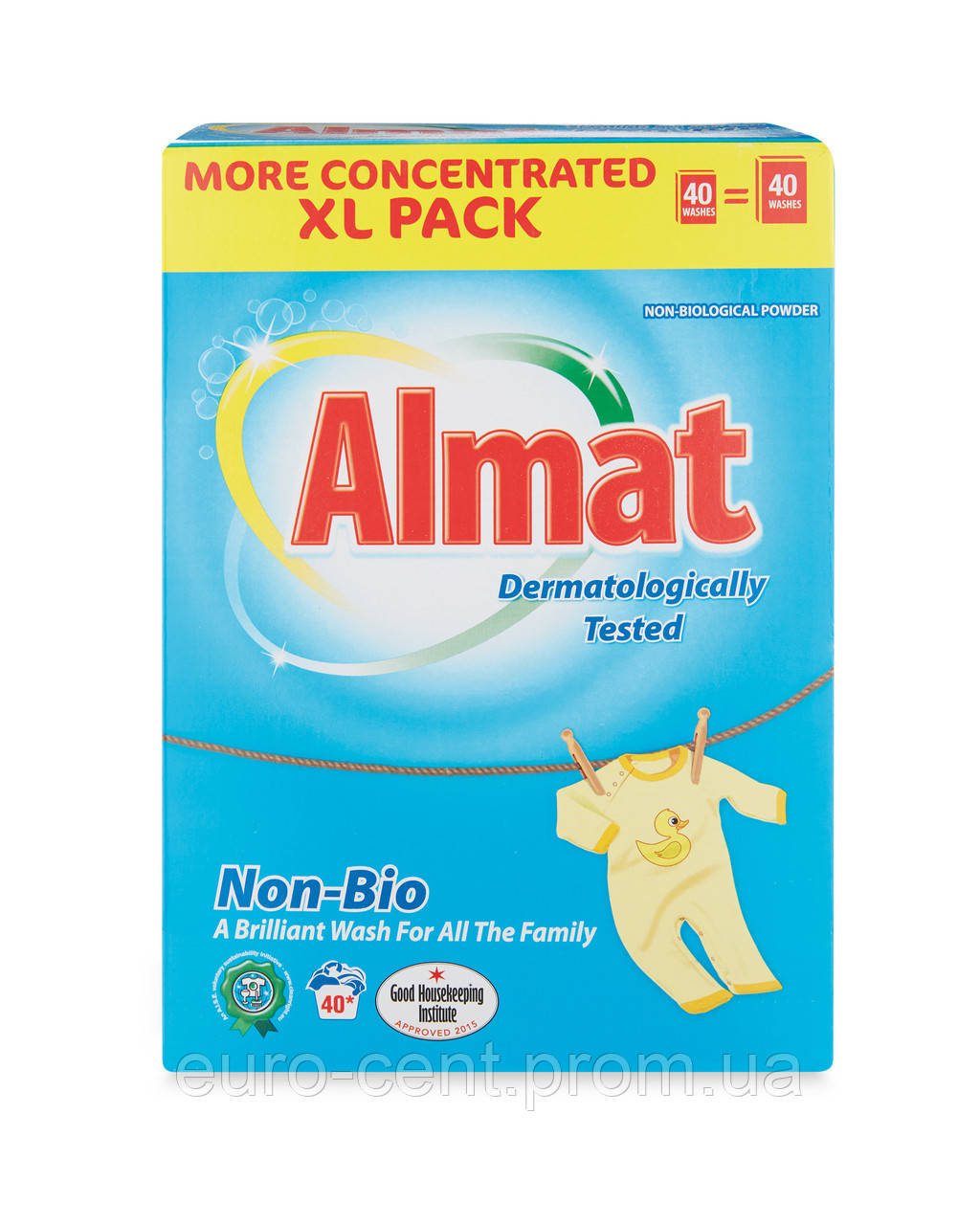 Стиральный порошок Almat Bio Family 2,6kg (40стирок)
