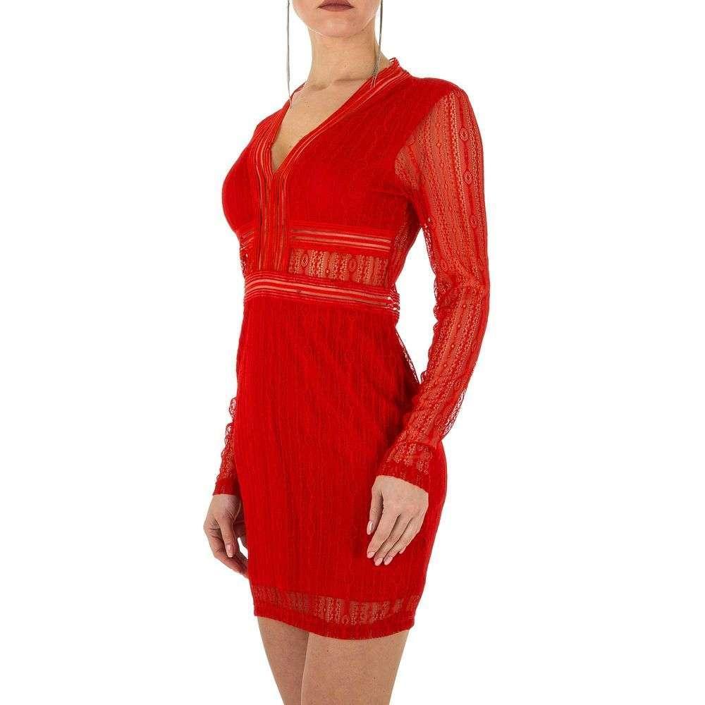 Женское платье от Emmash Paris, размер S/36 - red - KL-МУ-1061-red S
