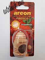 Ароматизатор воздуха гель Areon Fresco Strawberry, фото 1