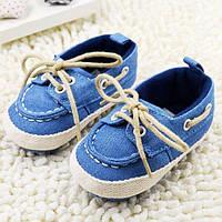 Текстильные кроссовки для мальчика. 11 см., фото 1