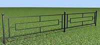 Садовый заборчик купить