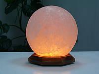 Соляная лампа Шар 4-6 кг светильник
