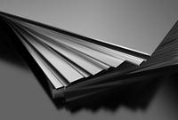 Лист нержавеющий AISI 430 0,5х1250х2500 мм (BA+PVC)