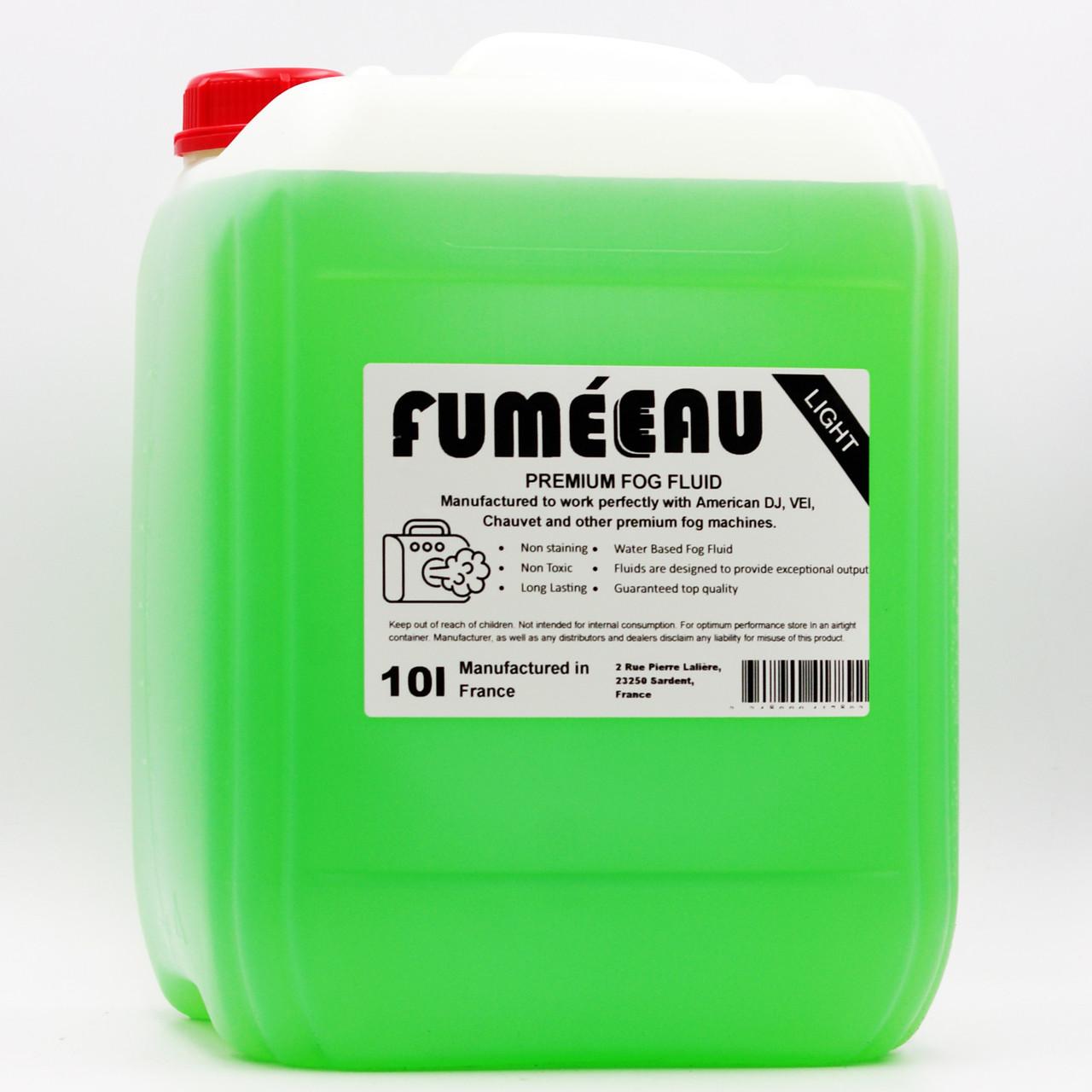 Рідина для дим машини FumeEau Light 10 л