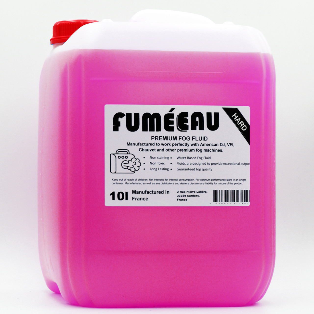 Жидкость для дым машины FumeEau Hard 10 л
