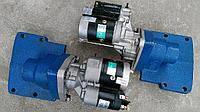 Комплект переоборудования МТЗ-80 ЮМЗ-6 Т-150 с ПД-10 ПДМ-350 на стартер переходник + стартер, фото 1