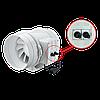 Канальный вентилятор смешанного типа Вентс ТТ ПРО 315, фото 5