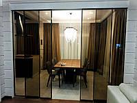Раздвижная система «СИНХРО» для стеклянных дверей и перегородок (Германия)