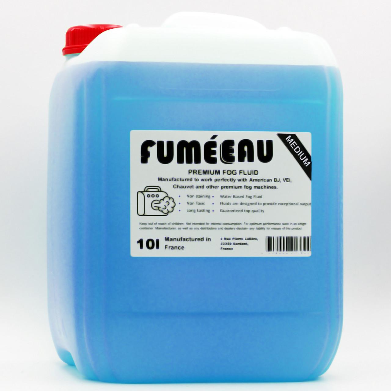 Жидкость для дым машины FumeEau Medium 10 л
