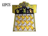 Заводные животные  Pokemon , 12 штук