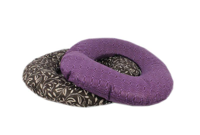 Подушка-кольцо от пролежней 19х45 см. тк.Голд