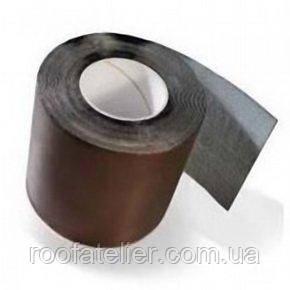 Стрічка самоклеюча PLASTTER ST BROWN 15cmx10mt коричнева