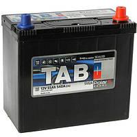 Аккумулятор TAB Polar S 6СТ- 55 R+ ASIA
