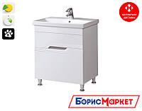 """Тумба напольная с умывальником Como-70 для ванной ТМ """"Мойдодыр"""" Форсаж 70"""