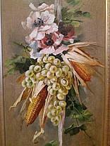 2 натюрморта нач. XX века худ. А.Сметана, фото 3