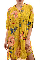 Платья в цветочек T.D.F Pronto Moda оптом лот15шт по 12Є, фото 1