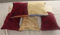 Комплект подушек разноцветные с  4шт