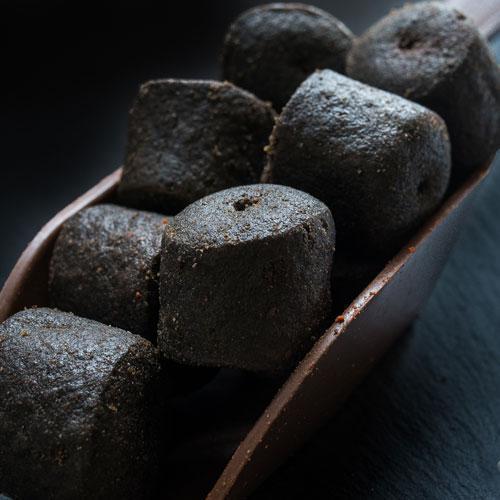 Пеллетс Carpio Big Cake Pre-Drilled pellets, Ø28мм, 0.9кг