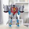 Transformers Трансформер Cyberverse Starscream  Hasbro (E1886/E1906)  Старскрим Кибервселенная Hasbro E1906, фото 4