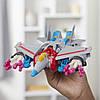 Transformers Трансформер Cyberverse Starscream  Hasbro (E1886/E1906)  Старскрим Кибервселенная Hasbro E1906, фото 8