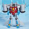 Transformers Трансформер Cyberverse Starscream  Hasbro (E1886/E1906)  Старскрим Кибервселенная Hasbro E1906, фото 7