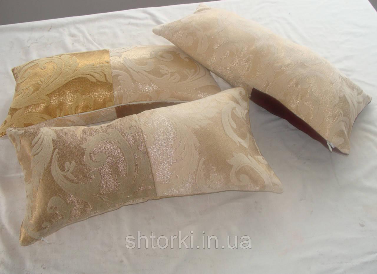 Комплект подушек  бежевые АСФ, 3шт