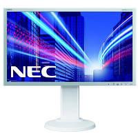 Монитор NEC E243WMi white