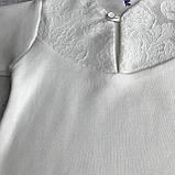 Крестильная рубаха на мальчика и девочку 2. Размер 56 см, 62 см, 68 см, фото 2