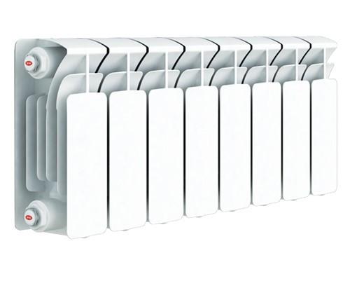 Биметаллический радиатор Mirado 85/300 (10 секций)